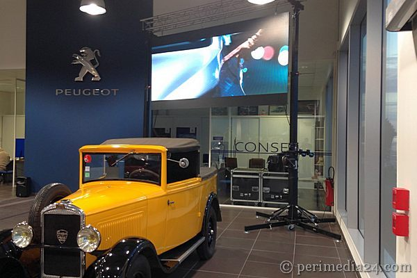 P rim dia 24 location ecran g ant led et manifestation mobile - Garage mercedes bergerac ...